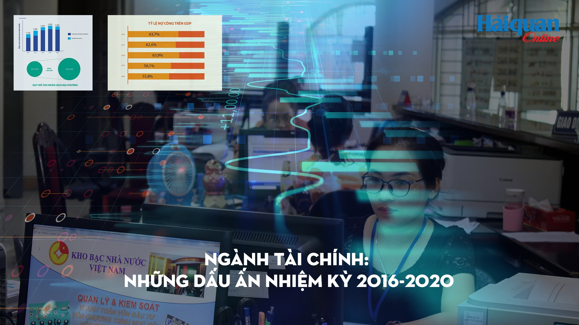 MEGASTORY: Ngành Tài chính: Những dấu ấn nhiệm kỳ 2016-2020