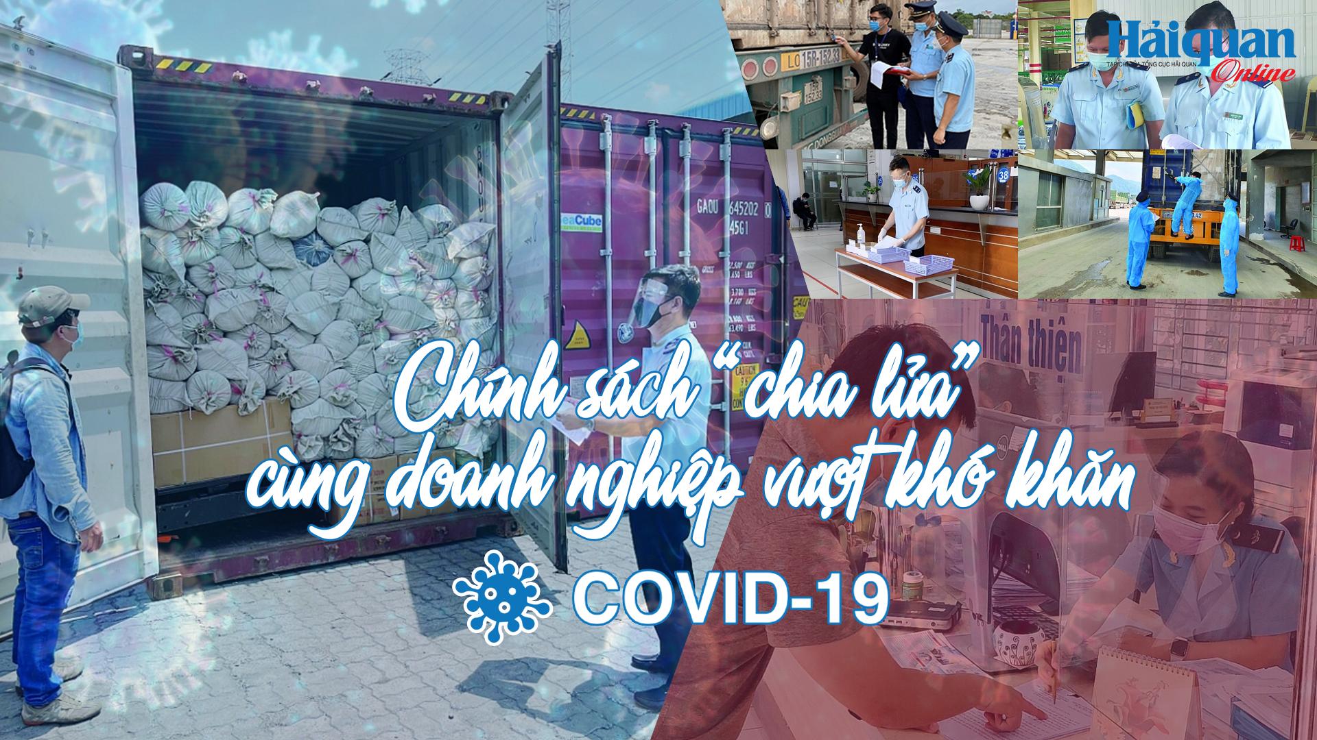 """MEGASTORY: Chính sách """"chia lửa"""" cùng doanh nghiệp vượt khó khăn Covid-19"""