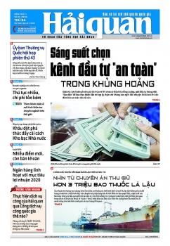 Những tin, bài hấp dẫn trên Báo Hải quan số 36 phát hành ngày 24/3/2020