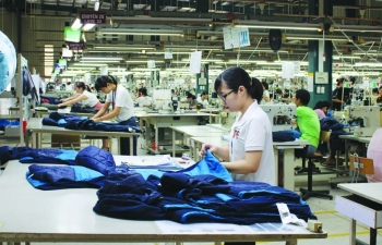 Xuất khẩu dệt may phục hồi nhanh, tăng ngay 4%