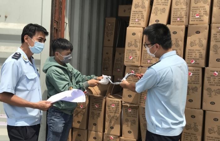 Hải quan TPHCM thực hiện miễn gần 30 tỷ đồng thuế cho doanh nghiệp nhập khẩu vật tư chống dịch