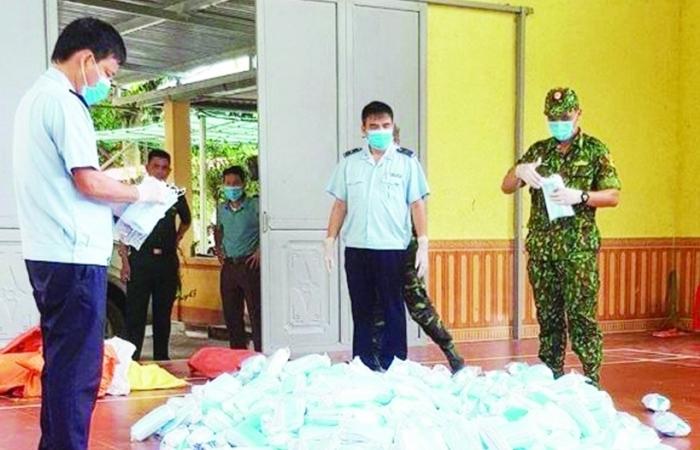 Lạng Sơn: Chặn đứng các mặt hàng phòng chống dịch kém chất lượng từ cửa khẩu
