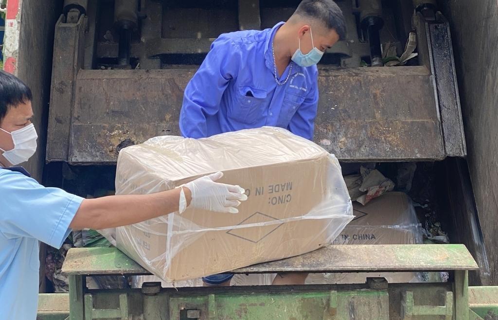 Cần có máy soi phương tiện tại cửa khẩu Tân Thanh và Chi Ma