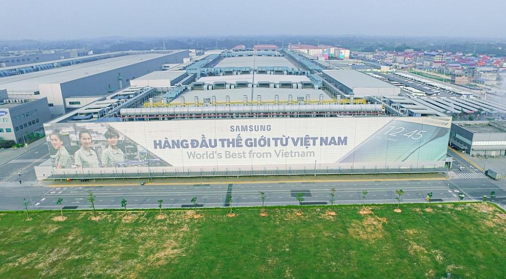 Nhà máy sản xuất thiết bị di động SEVT tại Thái Nguyên
