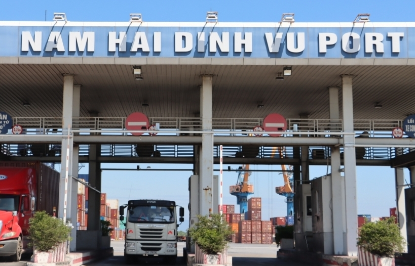 Hải quan Hải Phòng điều chỉnh quản lý kho, bãi, cảng