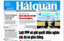 Những tin, bài hấp dẫn trên Báo Hải quan số 136 phát hành ngày 12/11/2019