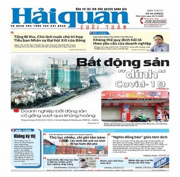 Những tin, bài hấp dẫn trên Báo Hải quan số 35 phát hành ngày 22/3/2020