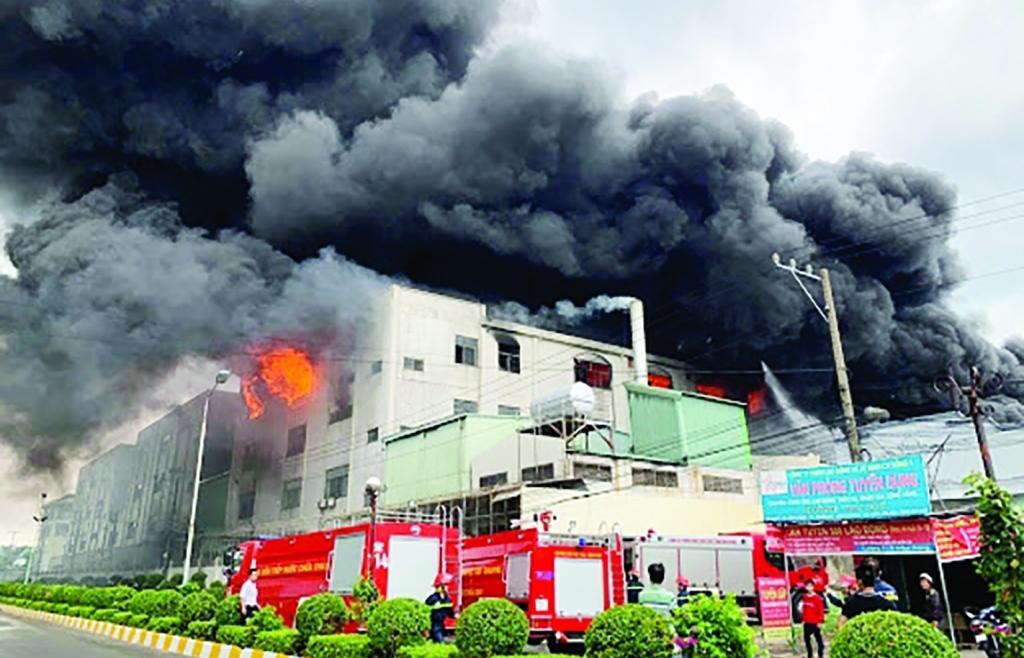 Hoàn thiện cơ sở pháp lý về bảo hiểm cháy, nổ bắt buộc
