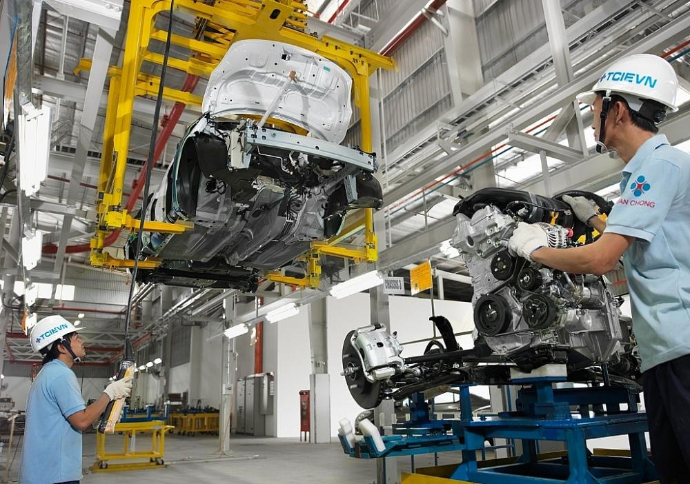Cải thiện cho công nghiệp chế tạo