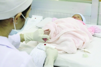 Sàng lọc trước sinh, sơ sinh:  Việc nhỏ, lợi ích lớn