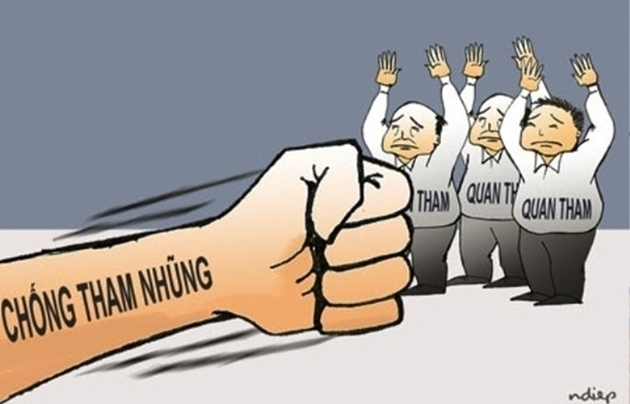 Các vị vua và công cuộc phòng chống tham nhũng