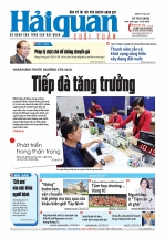 Những tin, bài hấp dẫn trên Báo Hải quan số 150 phát hành ngày 15/12/2019