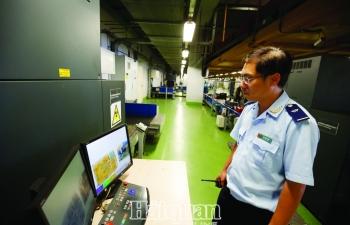 Hệ thống một cửa và giám sát tự động đường hàng không sẵn sàng vận hành chính thức