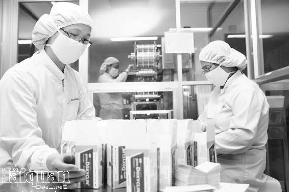 Doanh nghiệp ngoại ồ ạt đầu tư vào ngành Dược