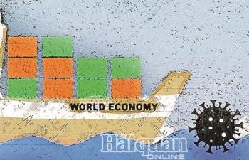Các thể chế tài chính quốc tế cảnh báo dịch Covid-19 gây ra thách thức lớn đối với kinh tế toàn cầu