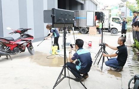 Làm phim tuyên truyền phòng chống dịch Covid-19