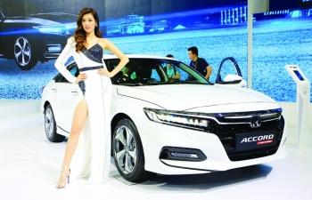 """Honda Việt Nam  với """"Tăng tốc cùng Ước mơ"""""""