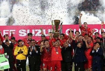 Việt Nam đã có bản quyền truyền hình AFF Cup 2020