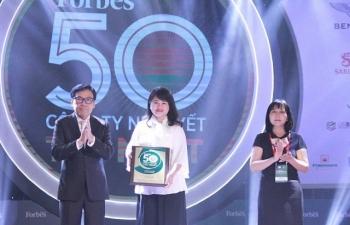 Bảo Việt được vinh danh trong top 50 công ty niêm yết tốt nhất