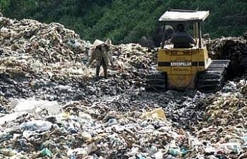 Việt Nam đối mặt với nguy cơ trở thành bãi tập kết rác toàn cầu