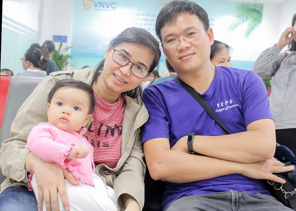 Bình Định lần đầu tiên có trung tâm tiêm chủng cao cấp VNVC