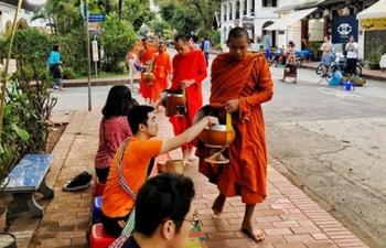 Đến Luang Prabang tìm bình yên