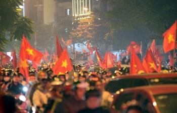 Đoàn thể thao Việt Nam về nước muộn hơn 1 tiếng so với dự kiến
