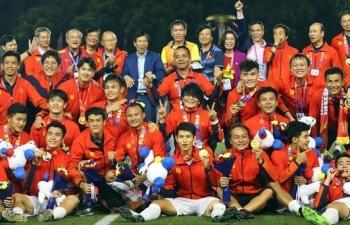 28 cầu thủ Việt Nam sang Hàn Quốc tập huấn cho VCK U23 châu Á