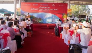 Vietravel khai trương chuyến bay Cần Thơ- Nha Trang