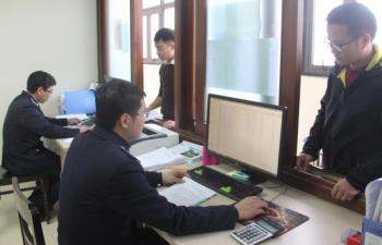 Lợi ích tích cực nhờ nộp thuế điện tử 24/7 ở Hải quan Quảng Bình