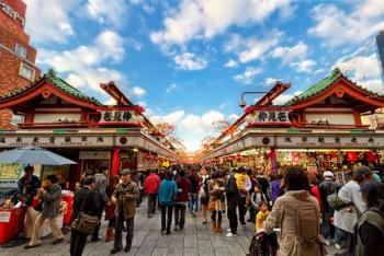 Tặng đến 16 triệu đồng cho khách đăng ký tour tại Ngày hội Nhật Bản
