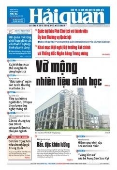 Những tin, bài hấp dẫn trên Báo Hải quan số 41 phát hành ngày 5-4