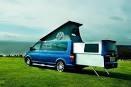 VW Transporter: Khi xe cũng là nhà