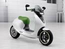 Xe tay ga điện Smart scooter sẽ sớm đến tay khách hàng