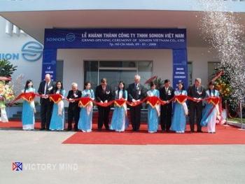Công ty Sonion Việt Nam được công nhận DN ưu tiên