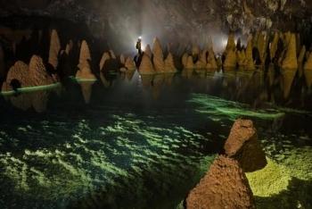 Thêm hai tour khám phá hang động ở Quảng Bình