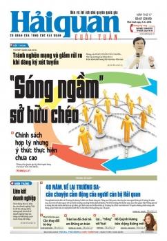 Những tin, bài hấp dẫn trên Báo Hải quan số 67 phát hành ngày 5-6