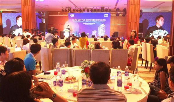 Căn hộ khách sạn 5 sao đầu tiên tại Quy Nhơn vừa ra mắt đã hút khách