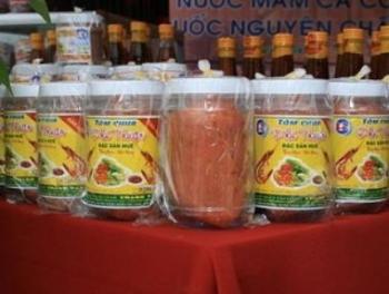 Tôm chua Huế - Hành trình đến thương hiệu