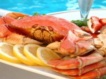 Một số điều cần cẩn trọng khi ăn cua biển