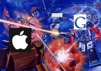 Toàn cảnh xung đột giữa Apple, Samsung và HTC