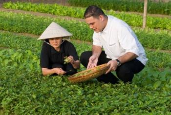 """Ẩm thực tại The Nam Hải: """"Từ nông trại đến bàn ăn"""""""