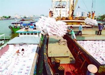 Đã xuất khẩu hơn 3,3 triệu tấn gạo