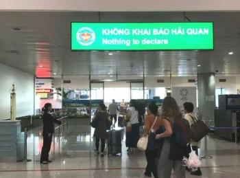 Đột phá cải cách thủ tục tại Hải quan sân bay quốc tế Tân Sơn Nhất