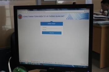 Bắt đầu nhận đăng ký tham gia nộp thuế điện tử 24/7