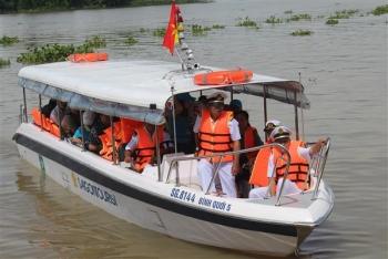 TP.HCM: Triển khai 7 tour du lịch đường sông mới