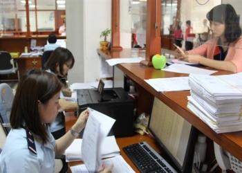 Vì sao mới có 5 ngân hàng thí điểm thực hiện nộp thuế điện tử 24/7?