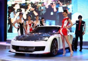 Khai mạc Motor Show 2011