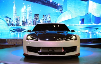 "3 ""ngôi sao"" của Motor Show 2011"