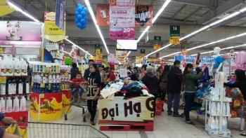 Hà Nội: Chuẩn bị 15.000 tỷ đồng hàng hóa Tết